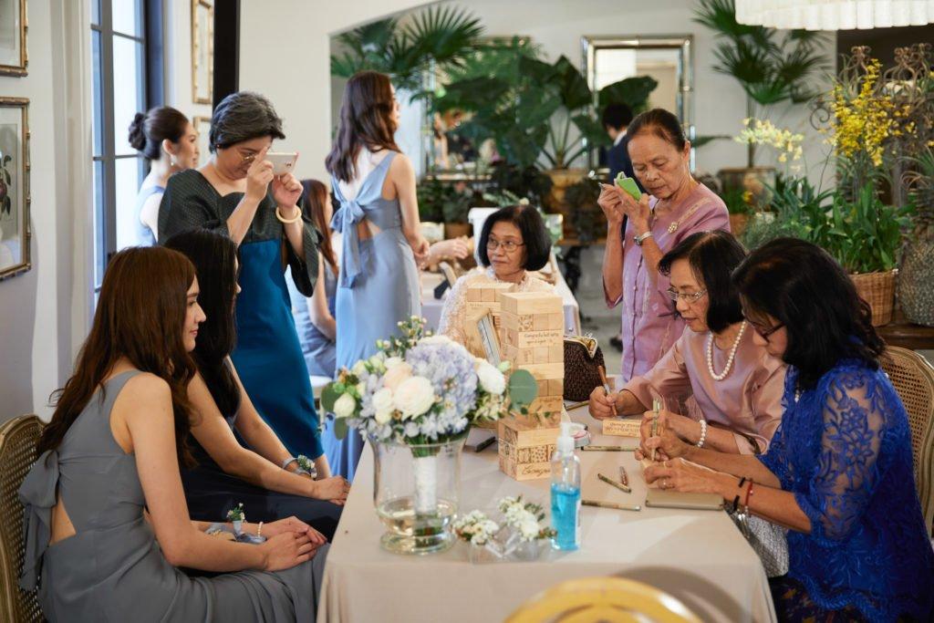 The Botanical house Wedding BessPang_131