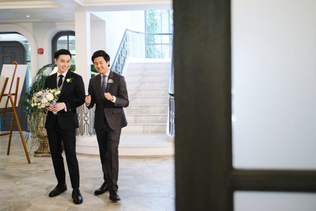 The Botanical house Wedding BessPang_138