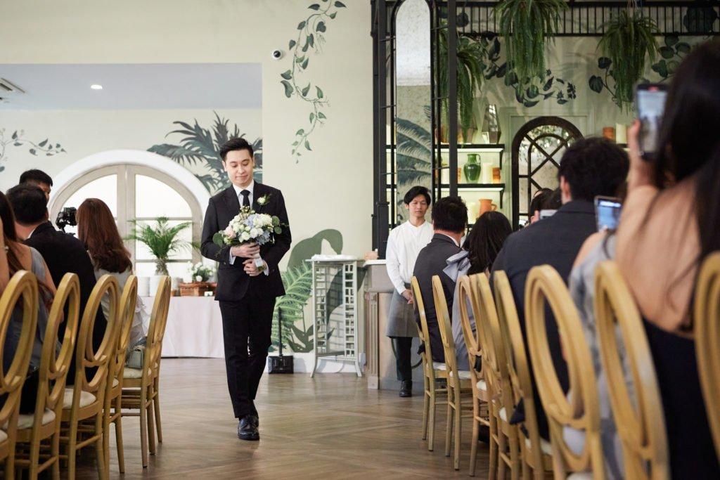 The Botanical house Wedding BessPang_143