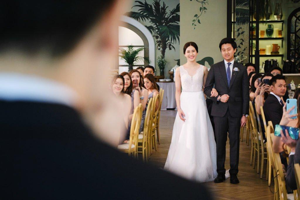 The Botanical house Wedding BessPang_146