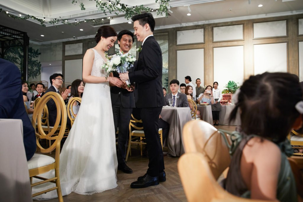 The Botanical house Wedding BessPang_149