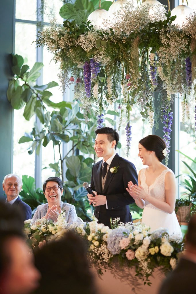 The Botanical house Wedding BessPang_192