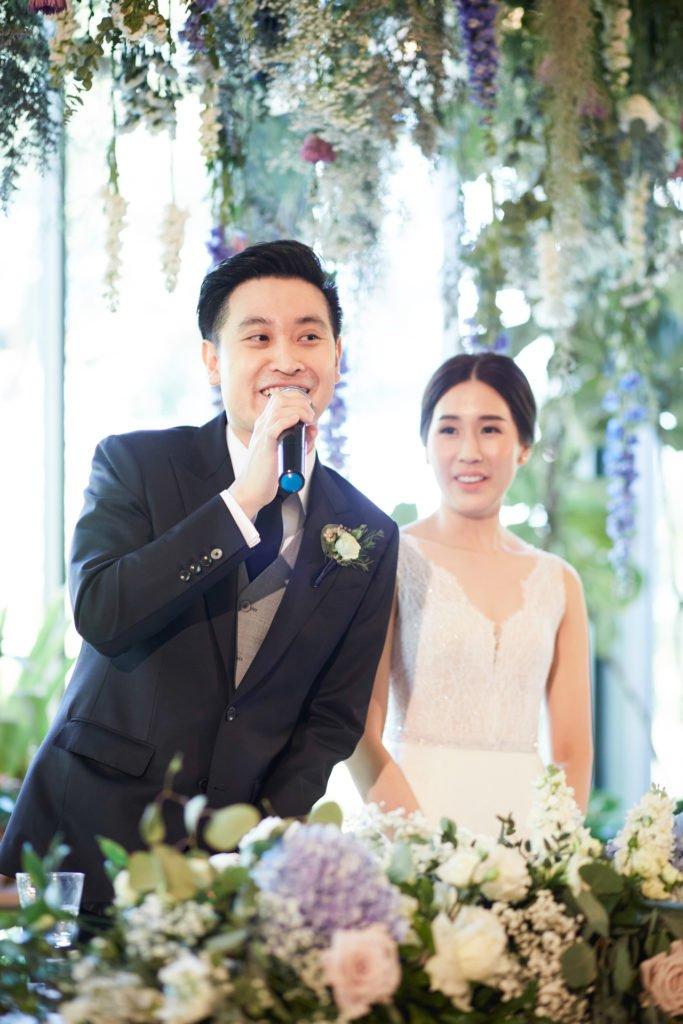The Botanical house Wedding BessPang_194