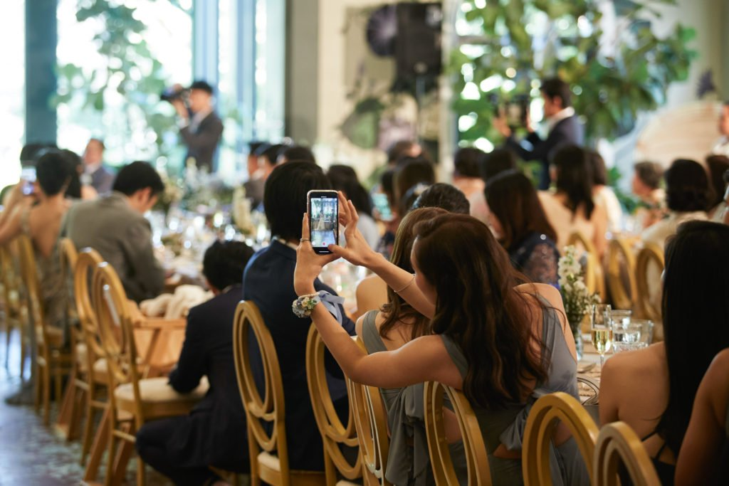 The Botanical house Wedding BessPang_201