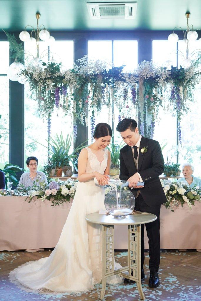 The Botanical house Wedding BessPang_220