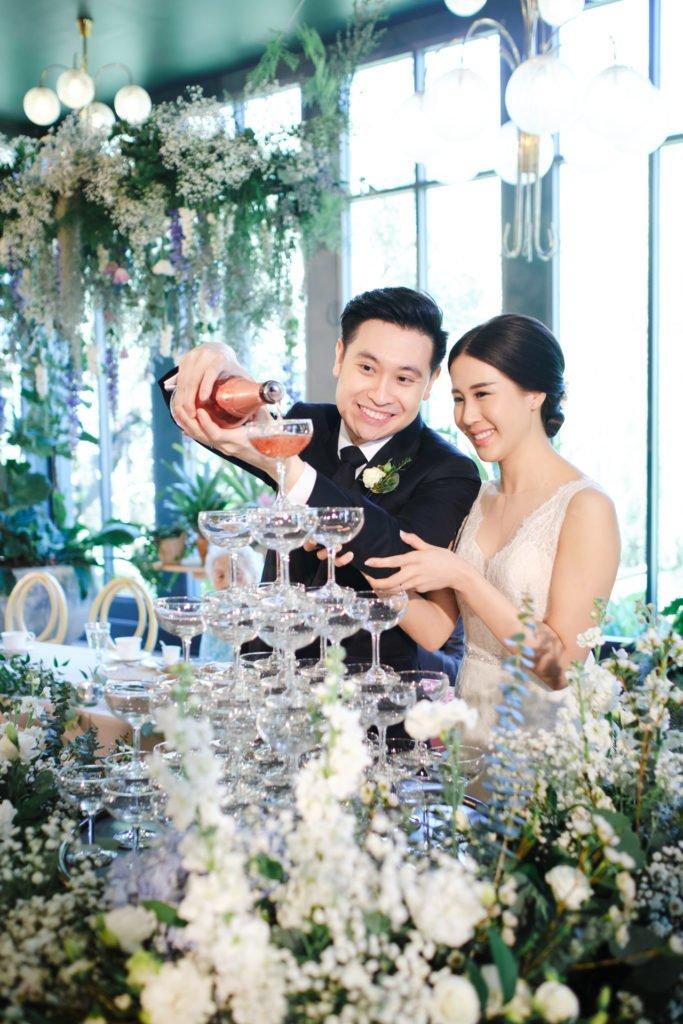 The Botanical house Wedding BessPang_226