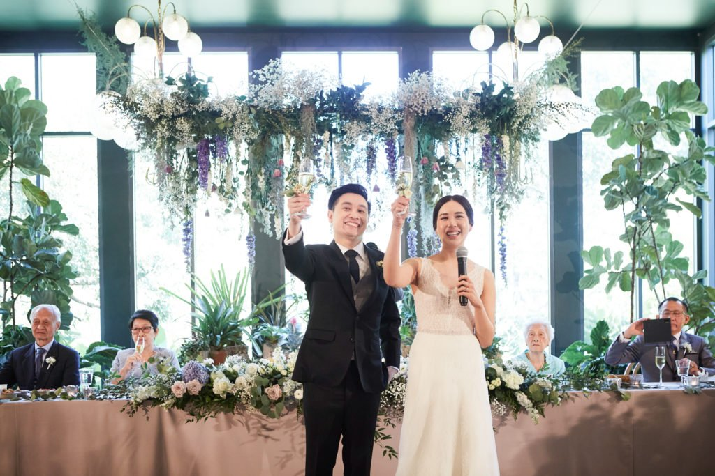 The Botanical house Wedding BessPang_230