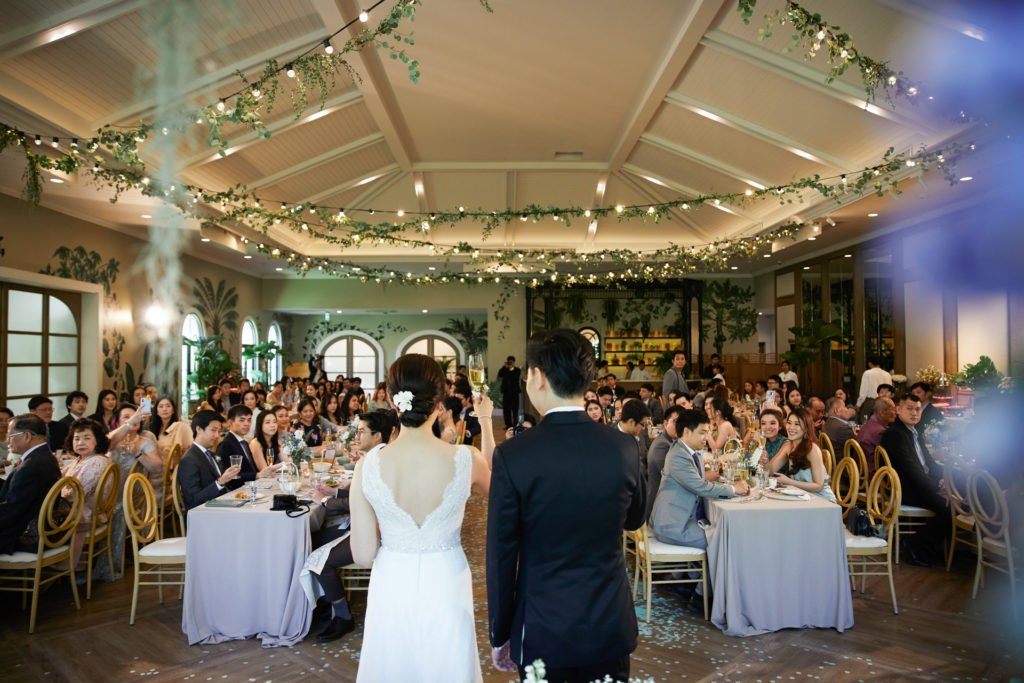 The Botanical house Wedding BessPang_231