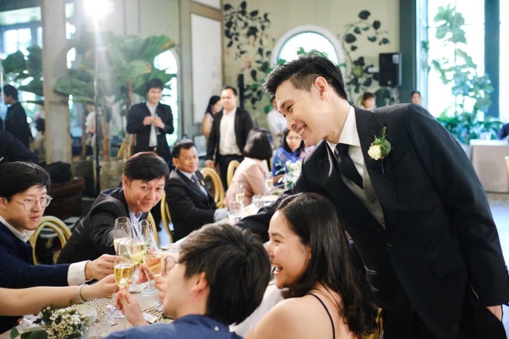 The Botanical house Wedding BessPang_237
