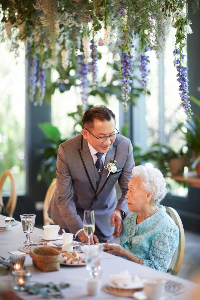 The Botanical house Wedding BessPang_241