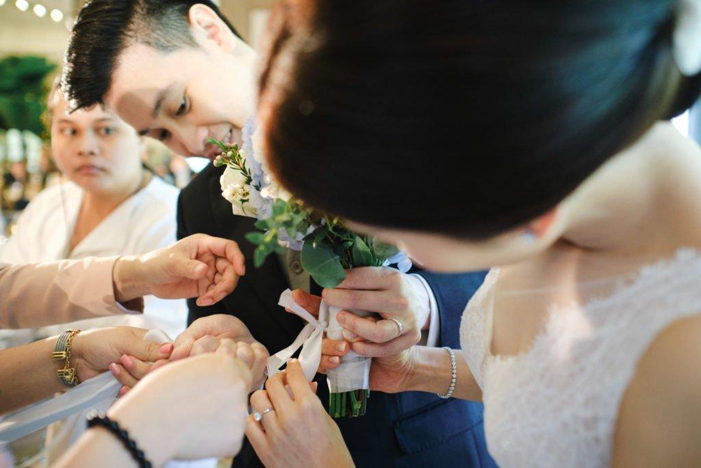 The Botanical house Wedding BessPang_245