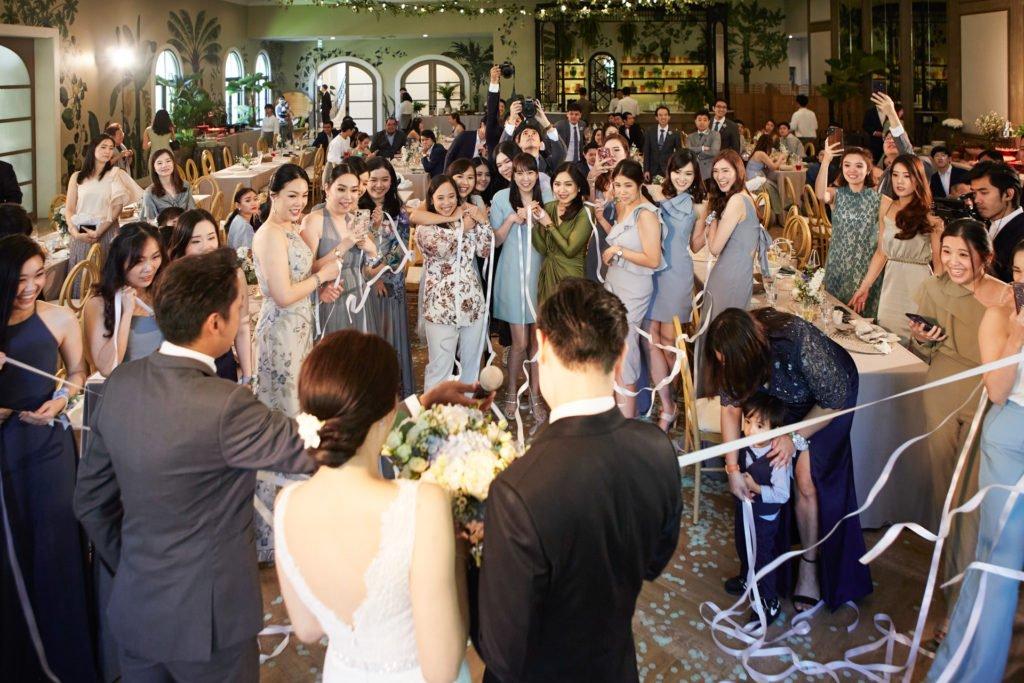 The Botanical house Wedding BessPang_252