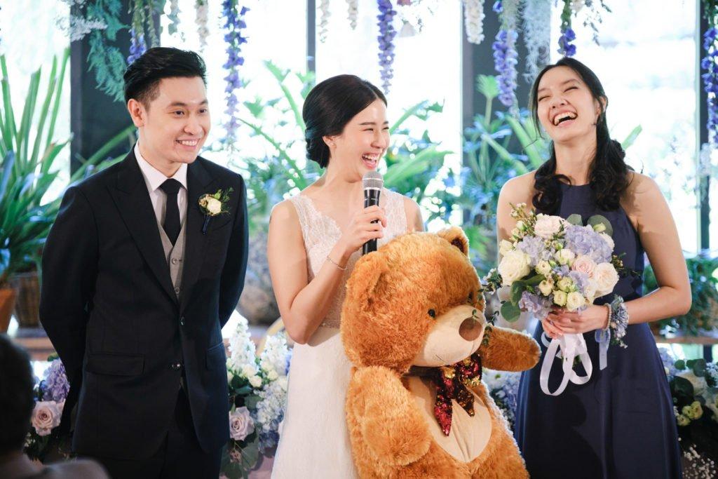 The Botanical house Wedding BessPang_260