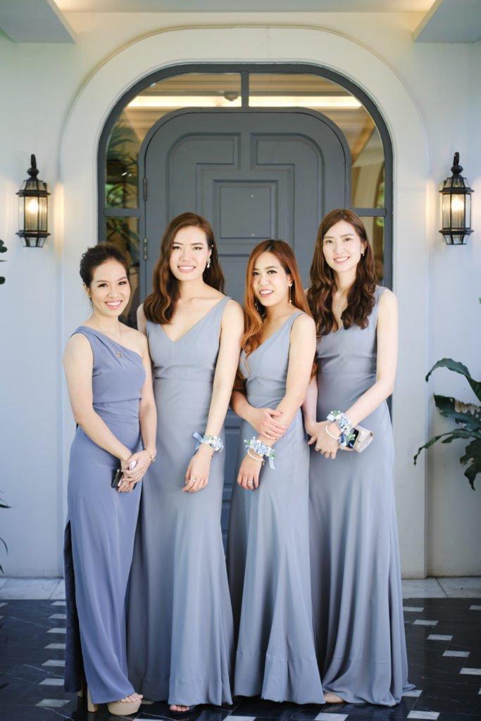 The Botanical house Wedding BessPang_267