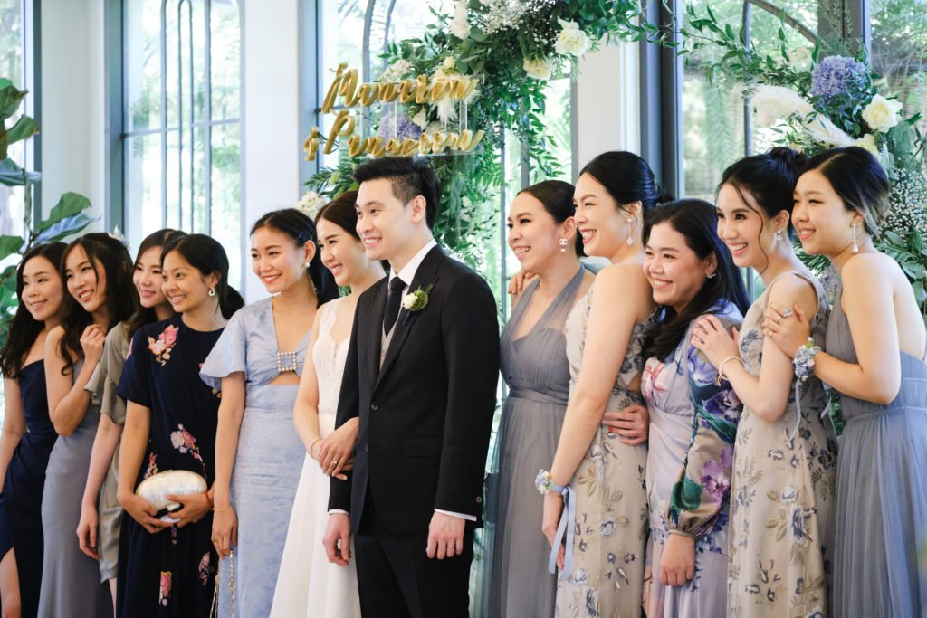 The Botanical house Wedding BessPang_270