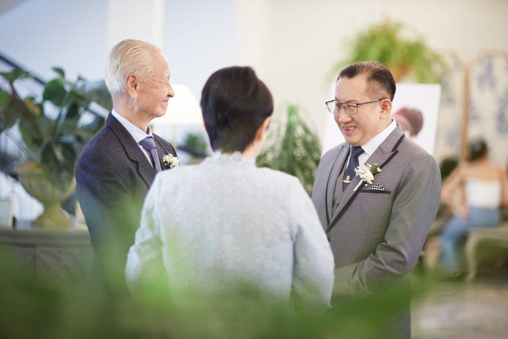 The Botanical house Wedding BessPang_275