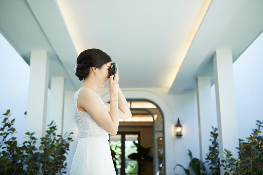 The Botanical house Wedding BessPang_280