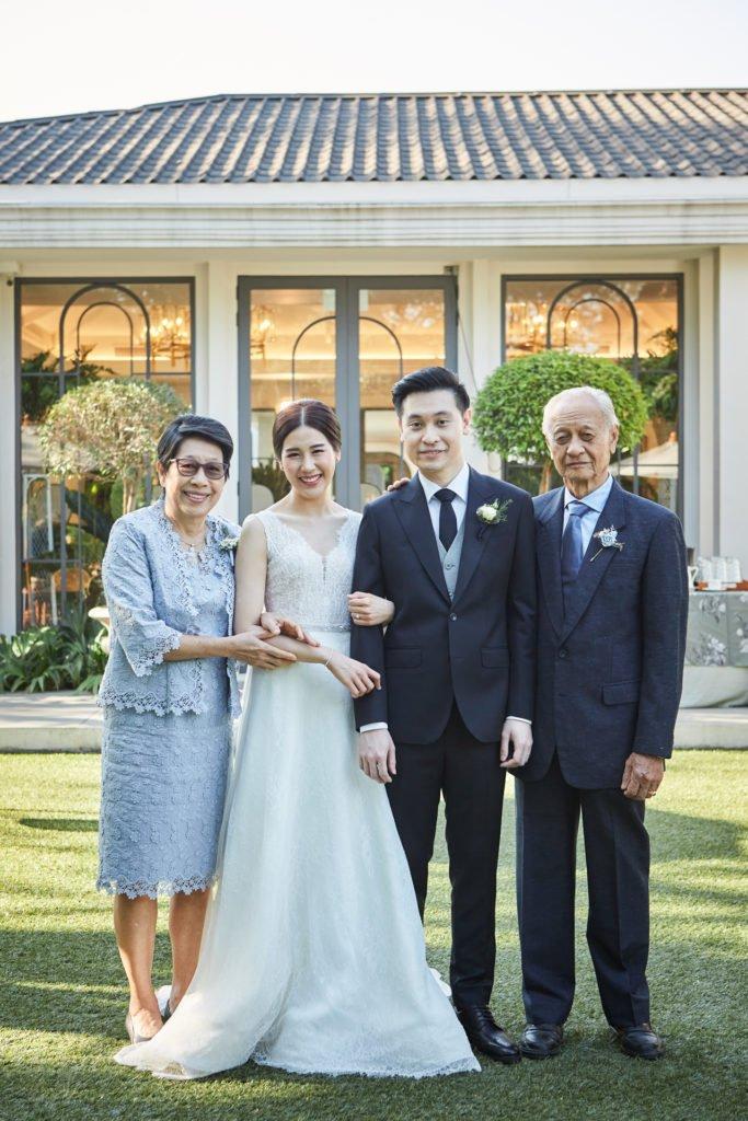 The Botanical house Wedding BessPang_36
