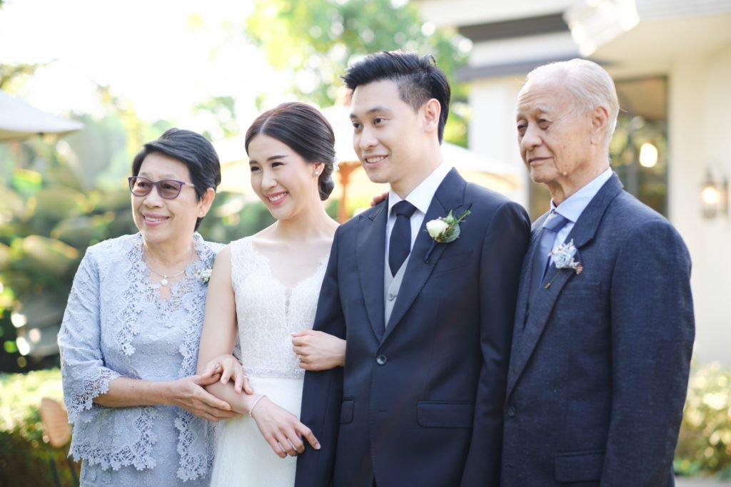 The Botanical house Wedding BessPang_37