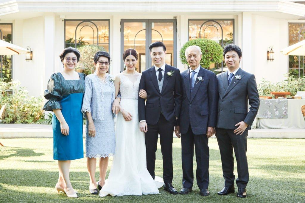 The Botanical house Wedding BessPang_38