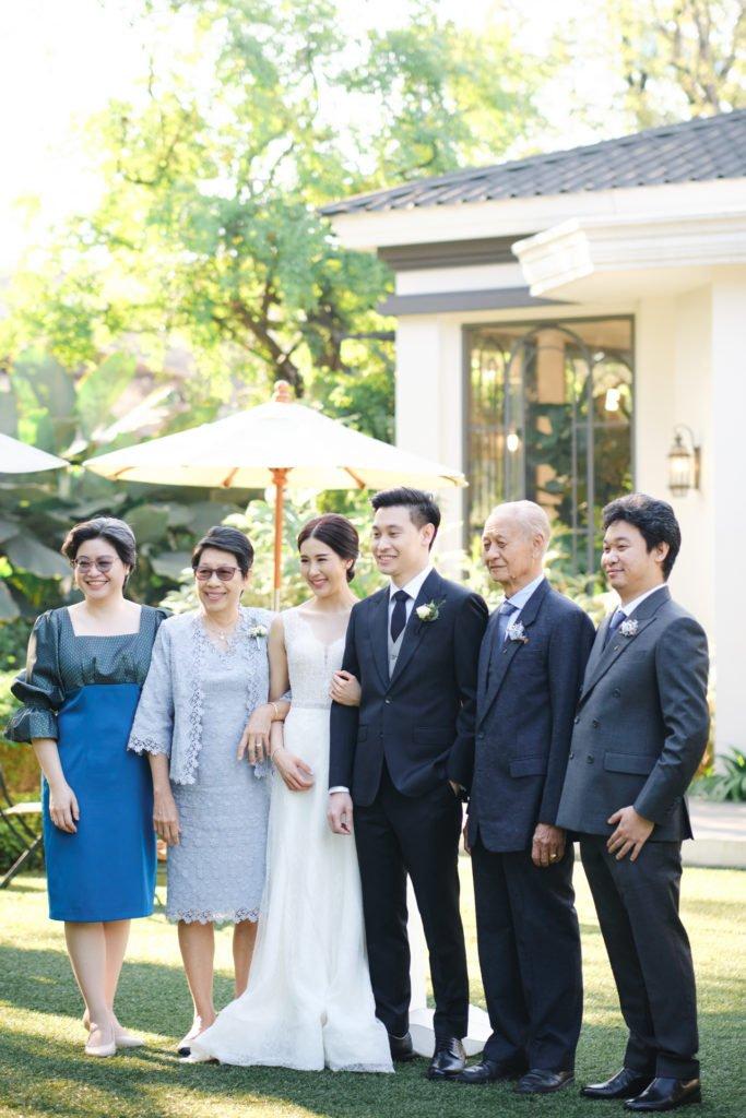The Botanical house Wedding BessPang_39