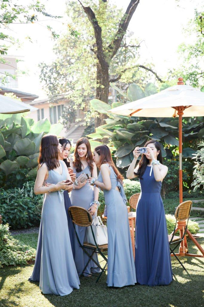 The Botanical house Wedding BessPang_45
