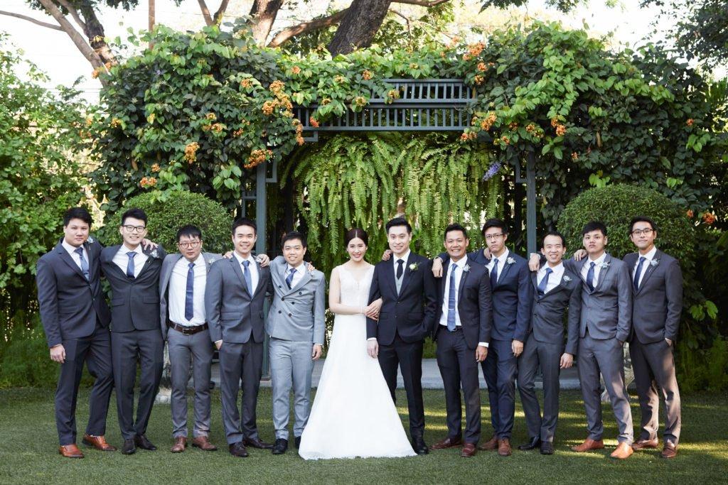 The Botanical house Wedding BessPang_49