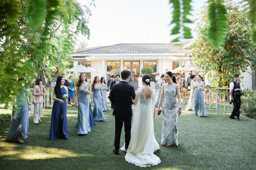 The Botanical house Wedding BessPang_50
