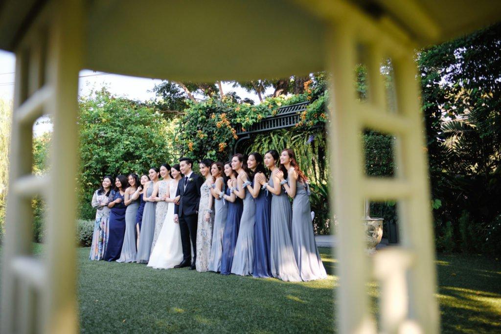 The Botanical house Wedding BessPang_52