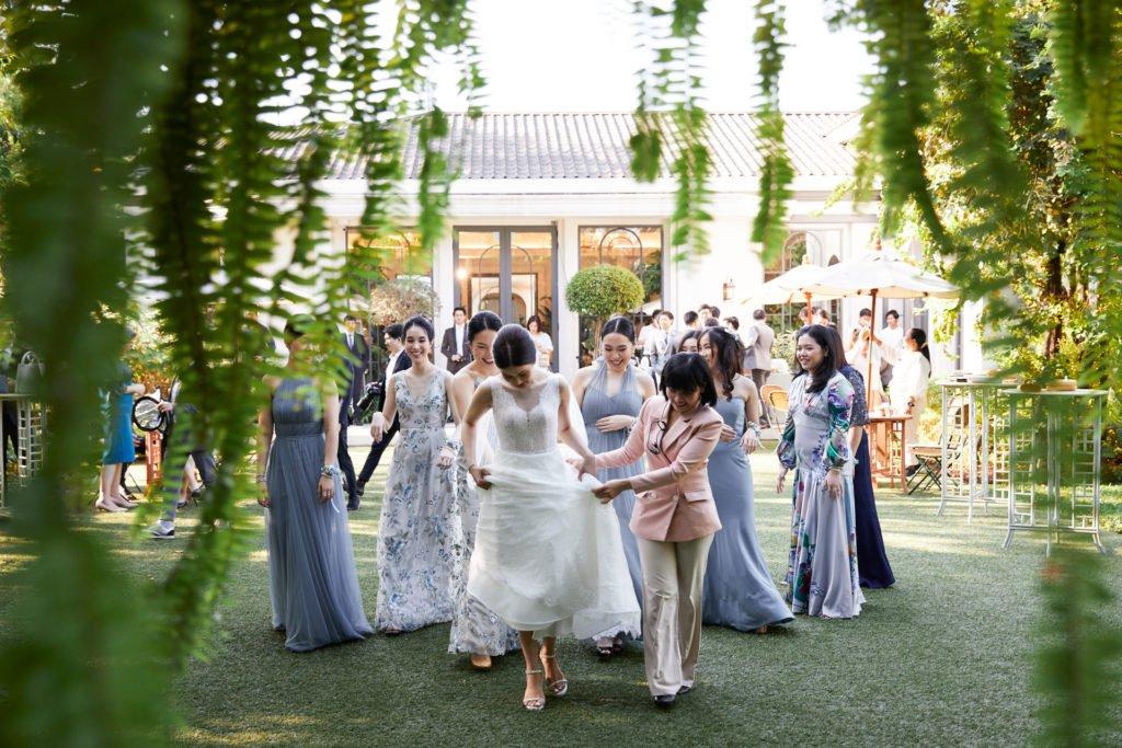 The Botanical house Wedding BessPang_61