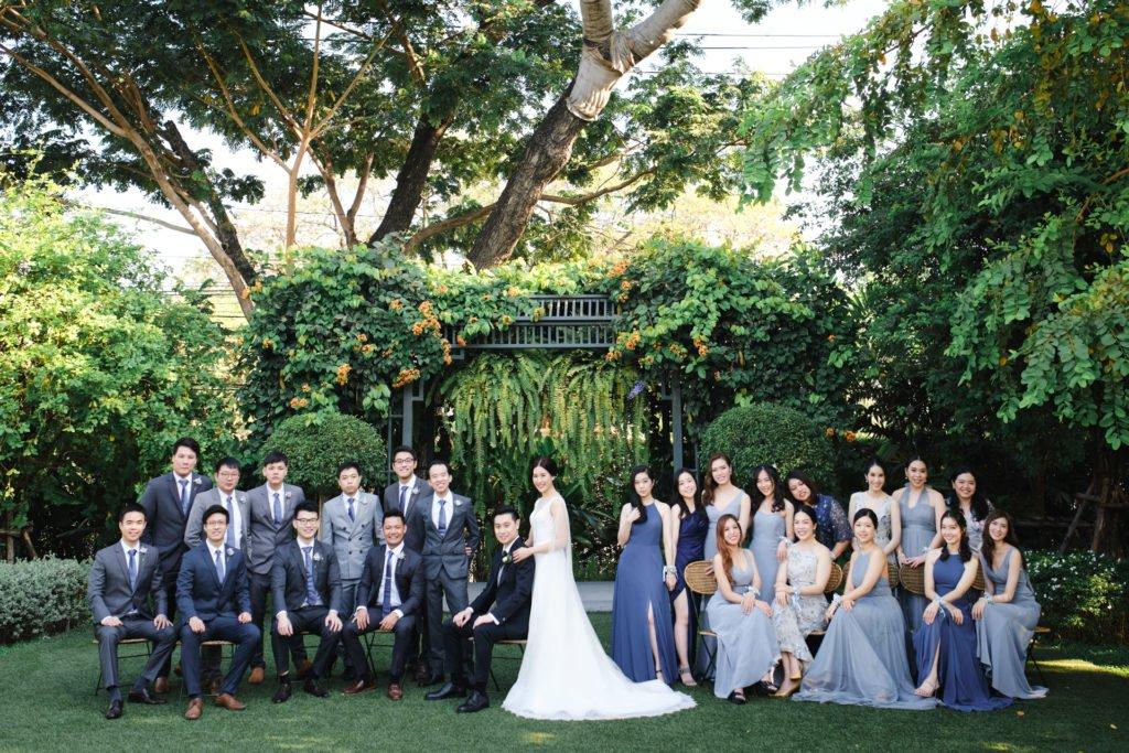 The Botanical house Wedding BessPang_69