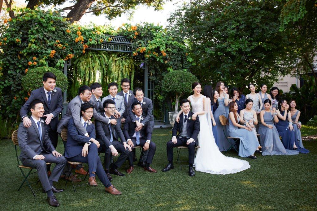 The Botanical house Wedding BessPang_70