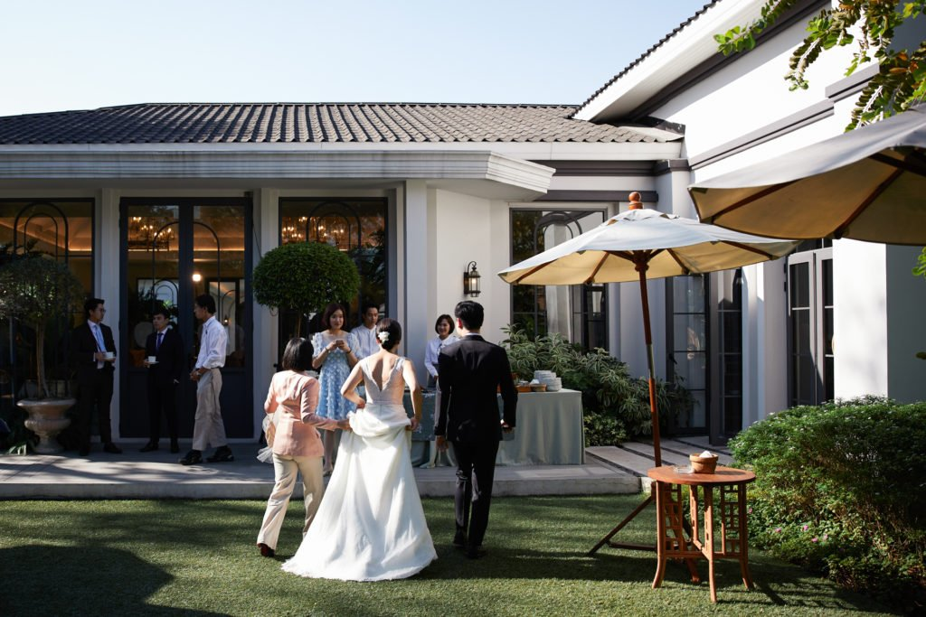 The Botanical house Wedding BessPang_72