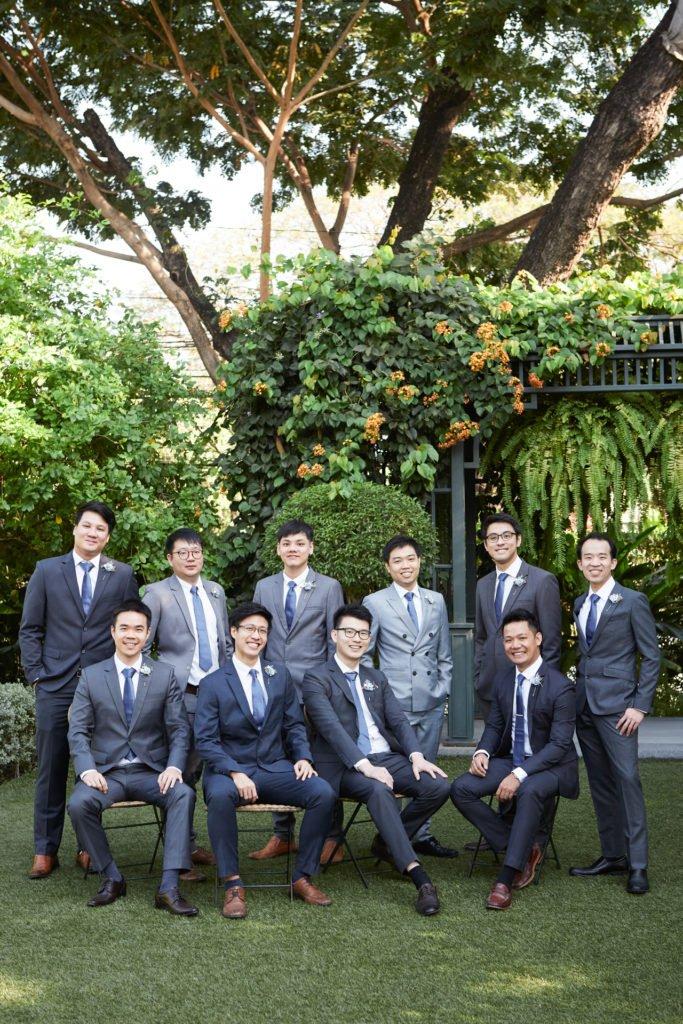 The Botanical house Wedding BessPang_76