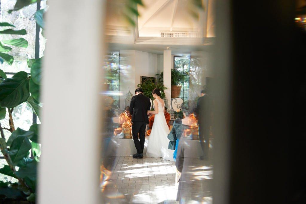 The Botanical house Wedding BessPang_91