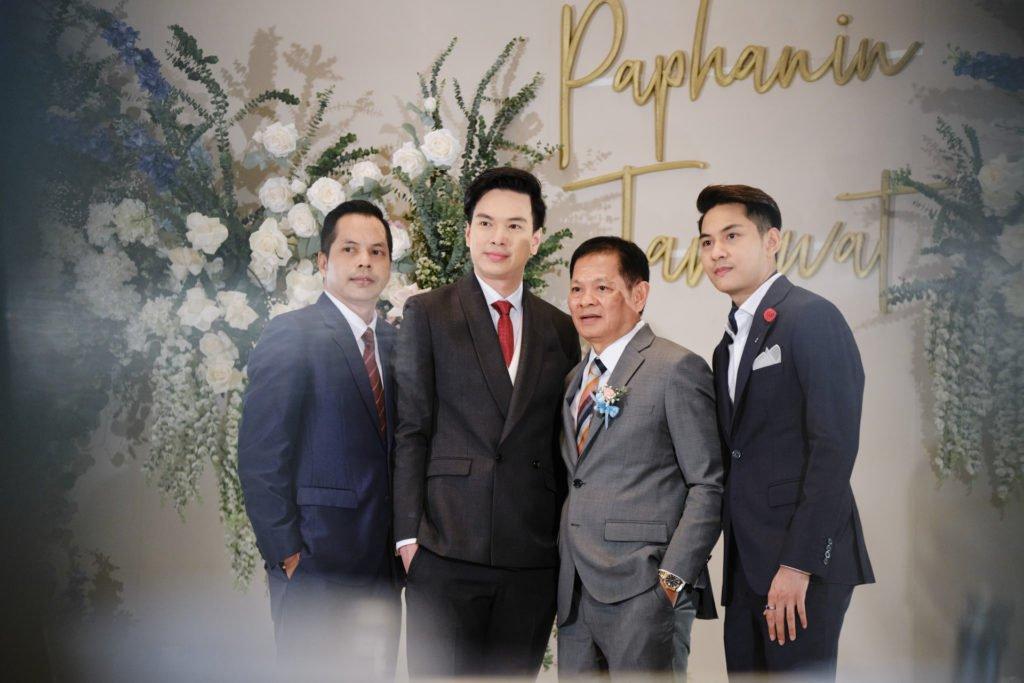 The Peninsula Bangkok Engagement LhinArt_173