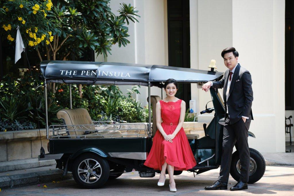 The Peninsula Bangkok Engagement LhinArt_197