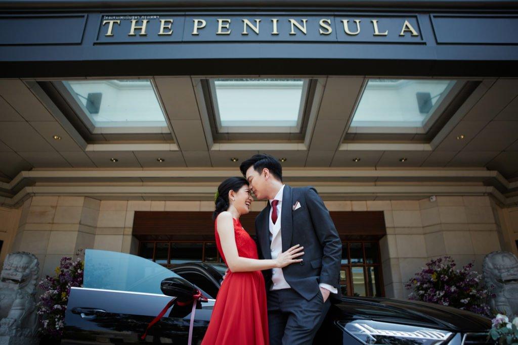 The Peninsula Bangkok Engagement LhinArt_205