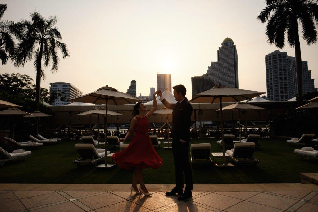 The Peninsula Bangkok Engagement LhinArt_29