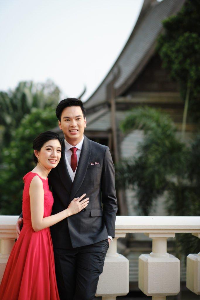The Peninsula Bangkok Engagement LhinArt_34