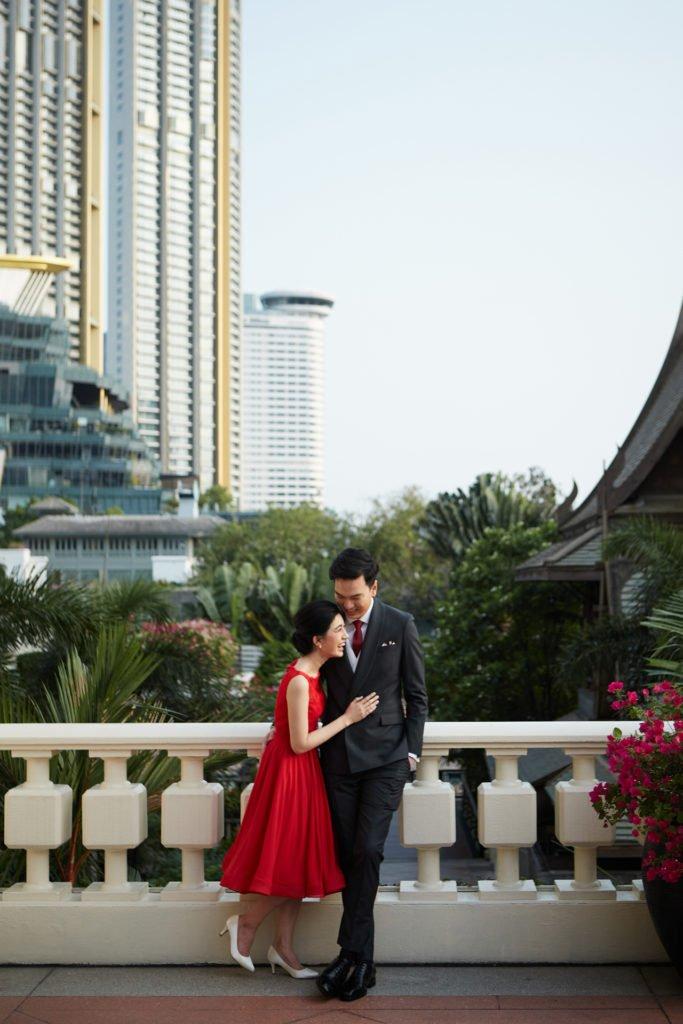 The Peninsula Bangkok Engagement LhinArt_36