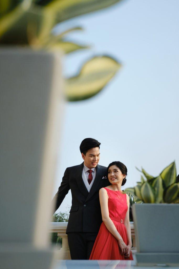 The Peninsula Bangkok Engagement LhinArt_40