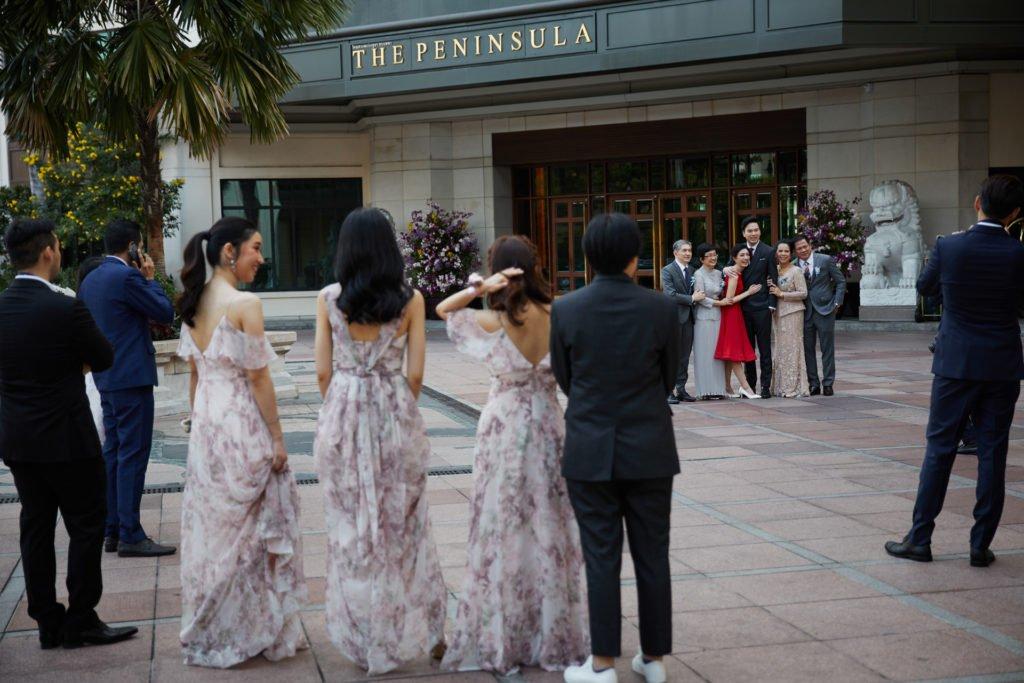 The Peninsula Bangkok Engagement LhinArt_54