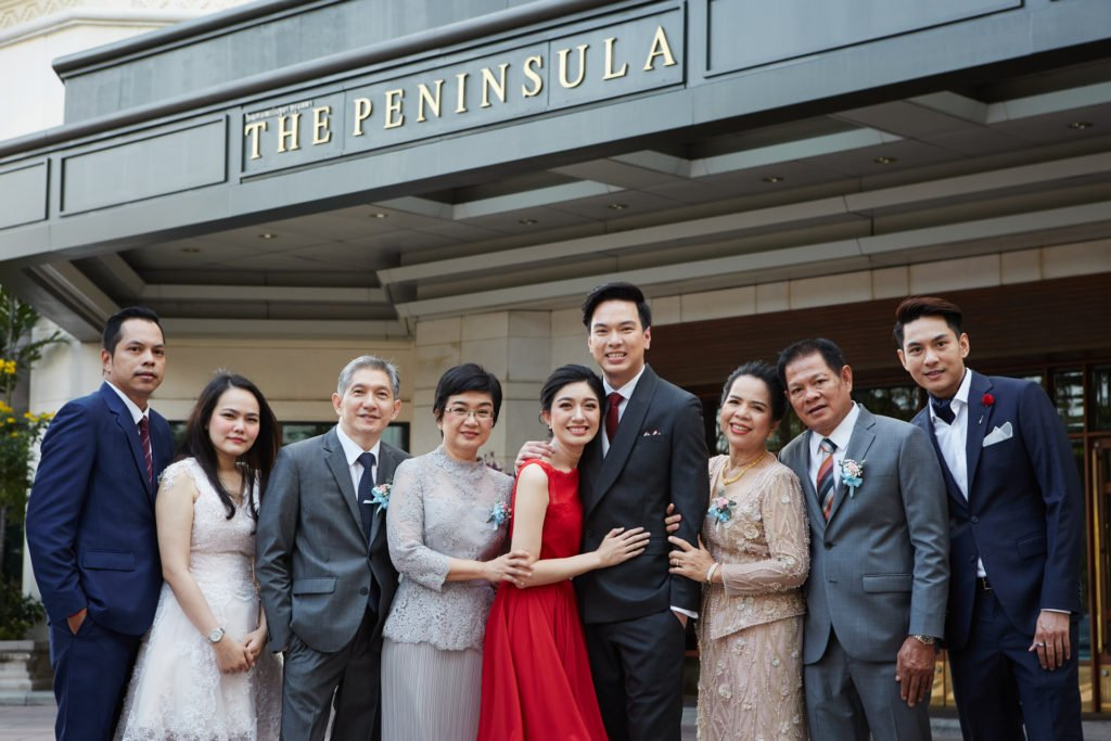 The Peninsula Bangkok Engagement LhinArt_56