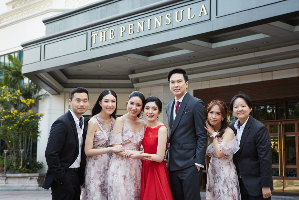 The Peninsula Bangkok Engagement LhinArt_59