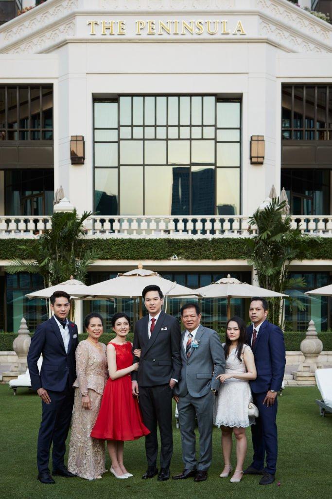 The Peninsula Bangkok Engagement LhinArt_9