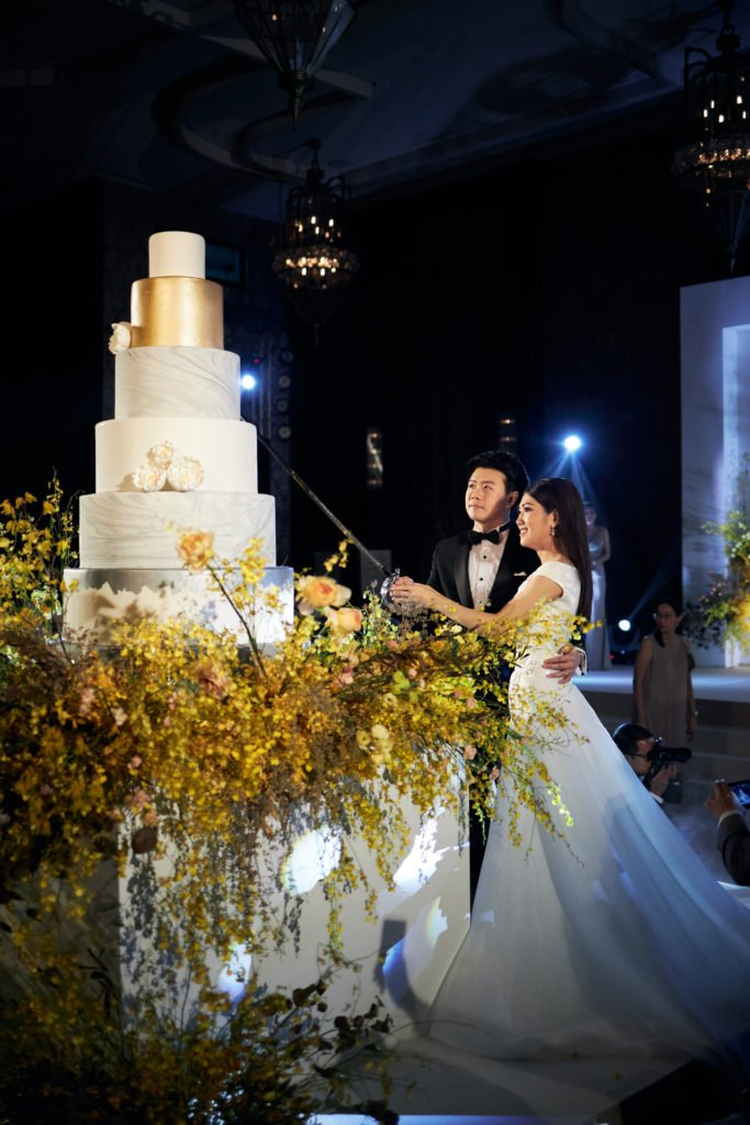 Waldorf Astoria Bangkok Wedding JameNin_149