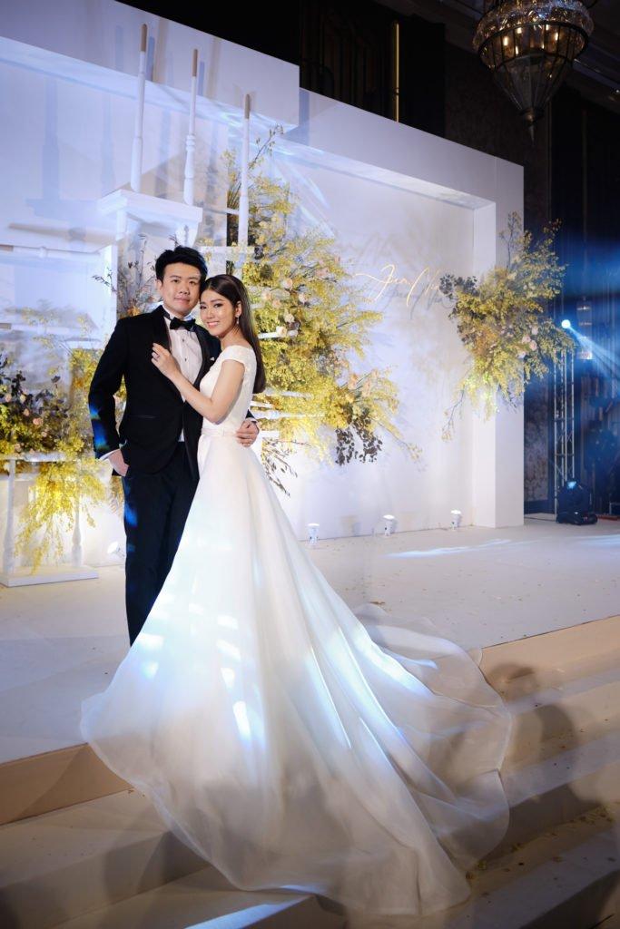Waldorf Astoria Bangkok Wedding JameNin_174