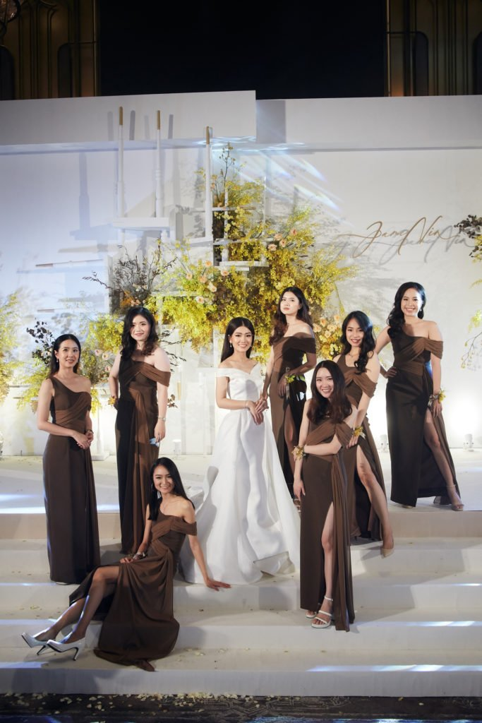 Waldorf Astoria Bangkok Wedding JameNin_175