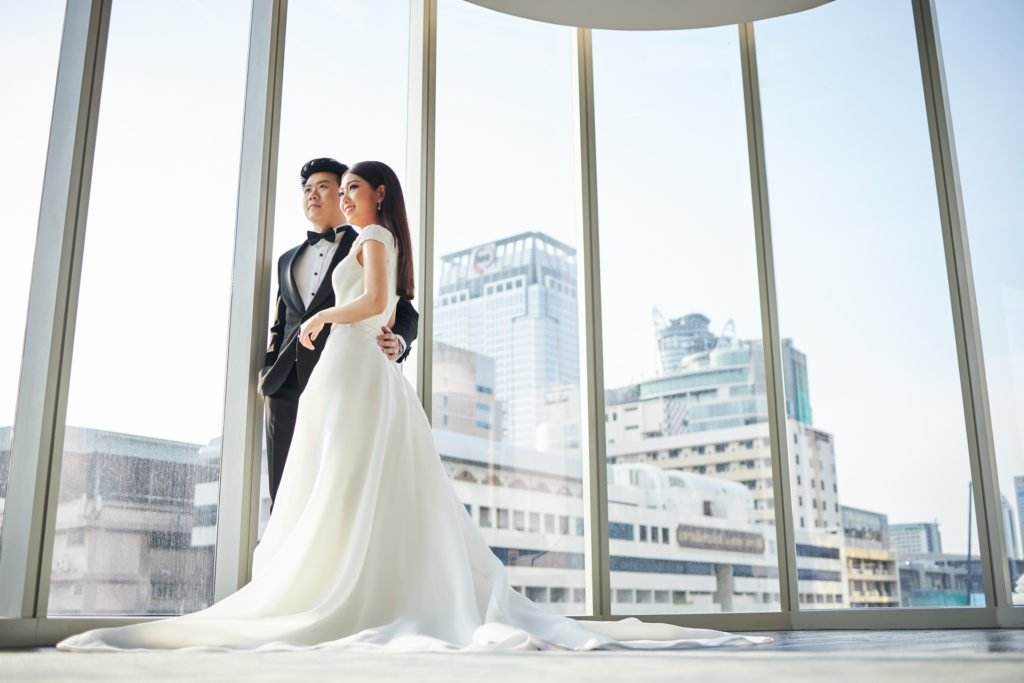 Waldorf Astoria Bangkok Wedding JameNin_37